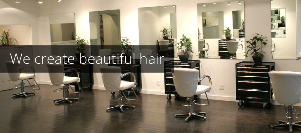 We create beautiful hair